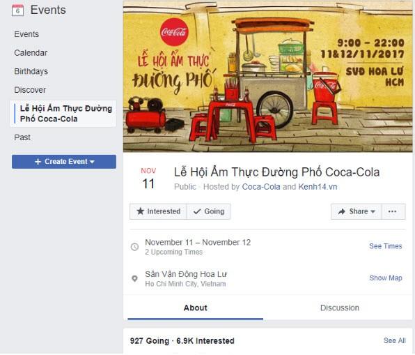 Lễ hội ẩm thực đường phố Coca-Cola: Giới trẻ Sài Gòn lại có thêm địa điểm để ăn, chơi, sống ảo - Ảnh 3.