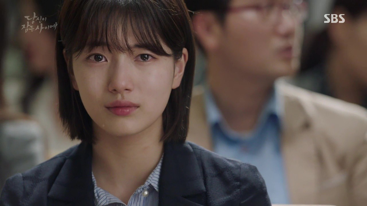 Xem tập cuối Khi Nàng Say Giấc, thêm hiểu vì sao Suzy và Lee Min Ho chia tay - Ảnh 8.