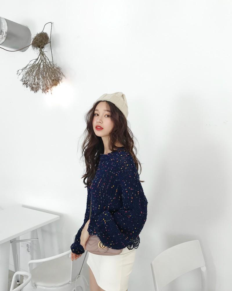 Mải mê diện mũ nồi, dễ là bạn đã bỏ lỡ hàng loạt kiểu mũ len xinh xắn của mùa đông năm nay đấy - Ảnh 3.
