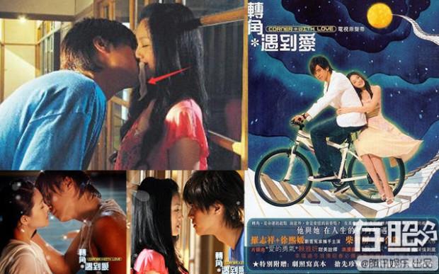Ngã ngửa khi vén màn bí mật về cảnh hôn lãng mạn trong phim Hoa Ngữ - Ảnh 5.