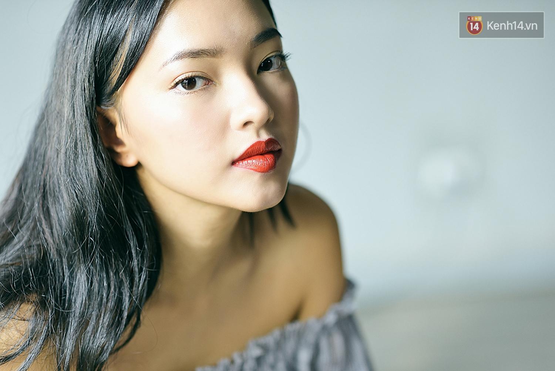 Hot girl mê son đỏ Châu Bùi review cực kĩ 3 cây son đỏ hot nhất thời gian qua - Ảnh 5.