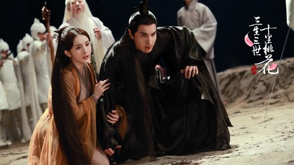 """Không phải Dương Mịch, đây mới là người trở lại thành công nhất trong """"Tam Sinh Tam Thế"""" - Ảnh 4."""