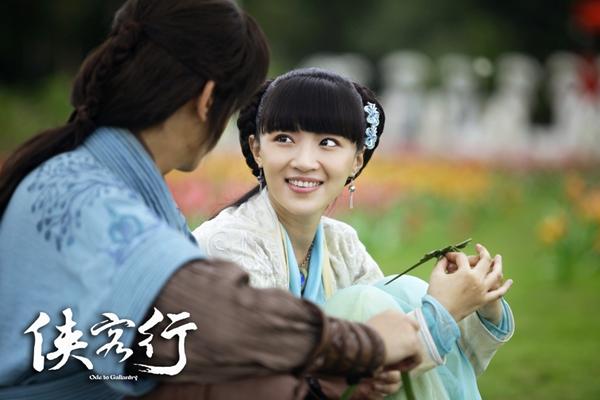 """Fan Kim Dung phấn khởi trước sự trở lại của """"Hiệp Khách Hành"""" bản chính chuyên - Ảnh 7."""