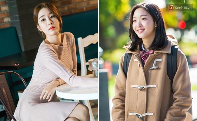 Mê mệt 10 nàng nữ phụ phim Hàn xinh đẹp hơn đứt nữ chính - Ảnh 4.