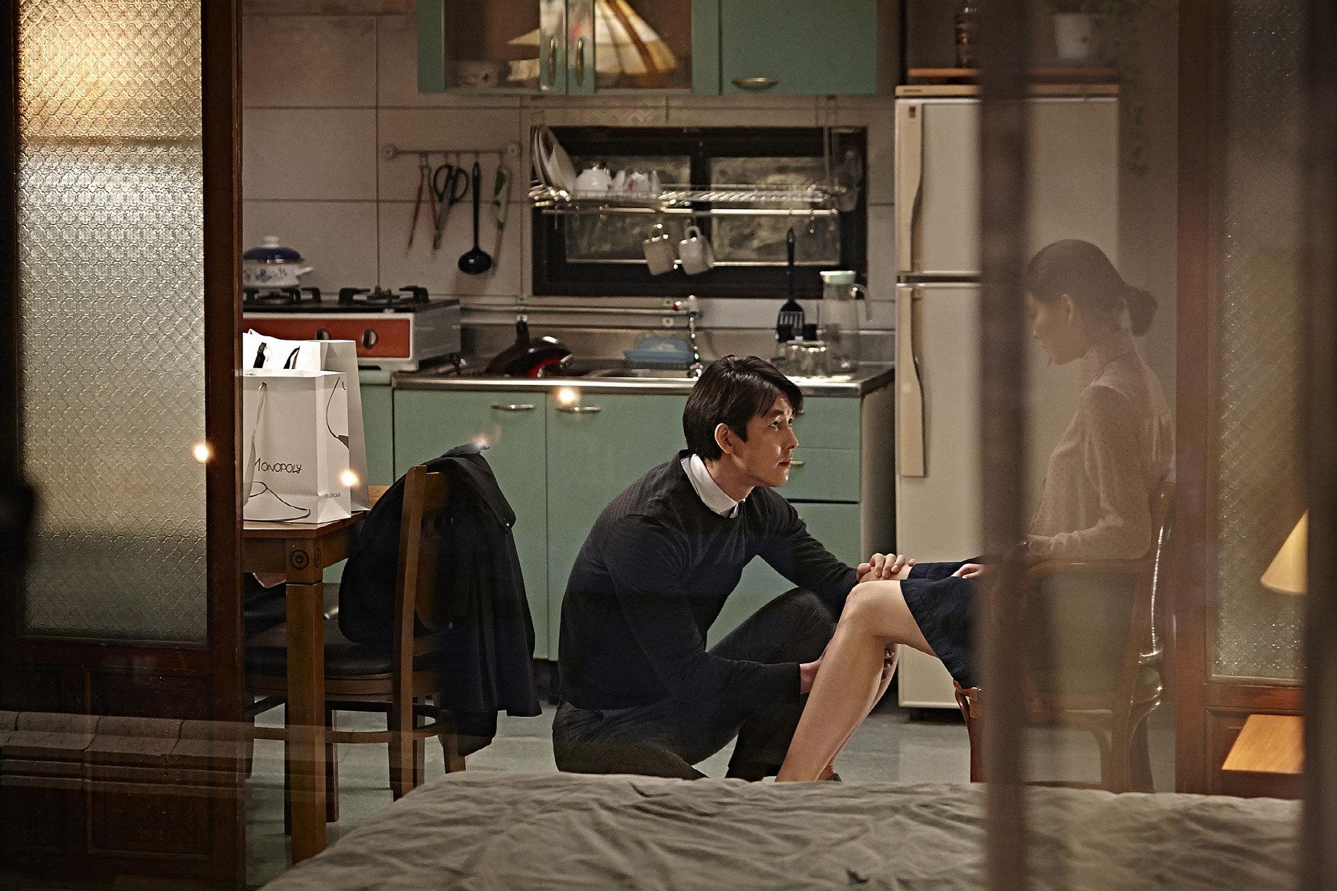 Từ rớt nước mắt đến... bật cười vì phản ứng của bố mẹ sao Hàn trước cảnh nóng của con - Ảnh 6.