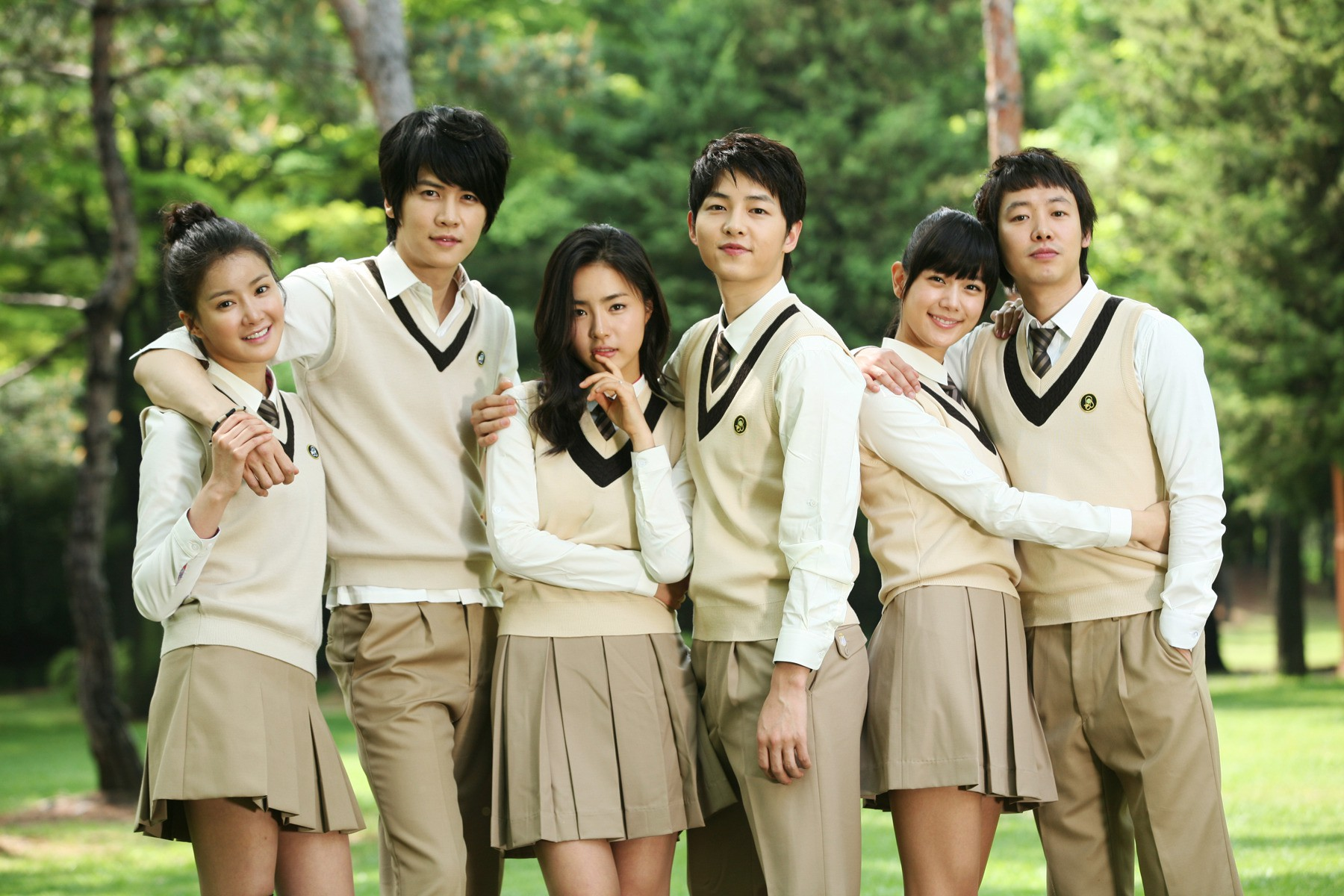 Chuyện đó có ai ngờ: Song Joong Ki là người tình màn ảnh của nữ thần mặt đơ Shin Se Kyung - Ảnh 4.