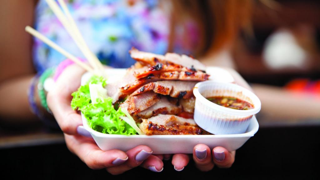 Food Fest 2017: Thưởng thức hàng ngàn món ăn hấp dẫn tại Lễ hội văn hoá ẩm thực lớn nhất tại Hà Nội! - Ảnh 4.