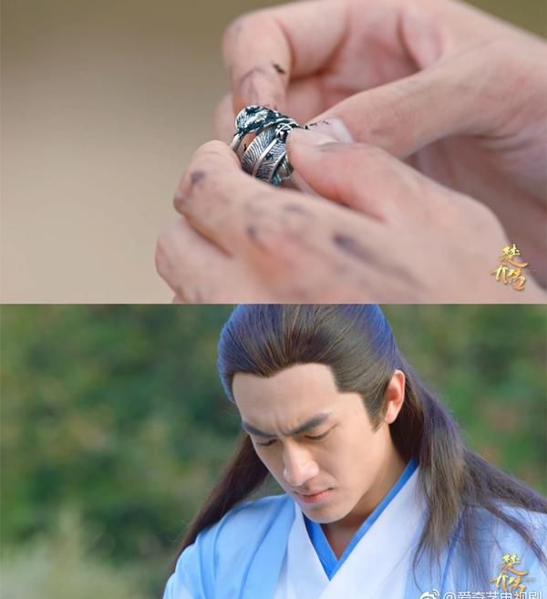 """""""Sở Kiều Truyện"""": Vì Triệu Lệ Dĩnh, Đậu Kiêu chấp nhận hy sinh một ngón tay - Ảnh 15."""