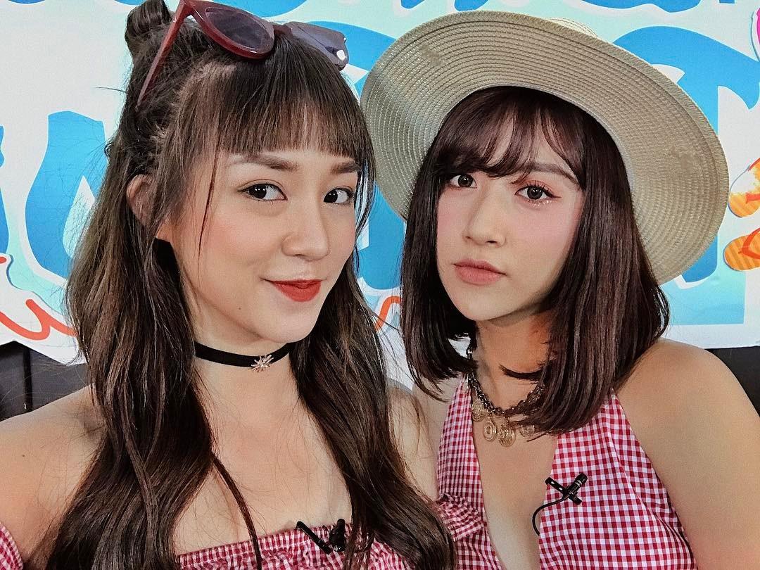 Tưởng đã hạ nhiệt, mốt tóc mái Maruko ngắn cũn lại đang thu phục hàng loạt sao và hot girl Việt - Ảnh 6.