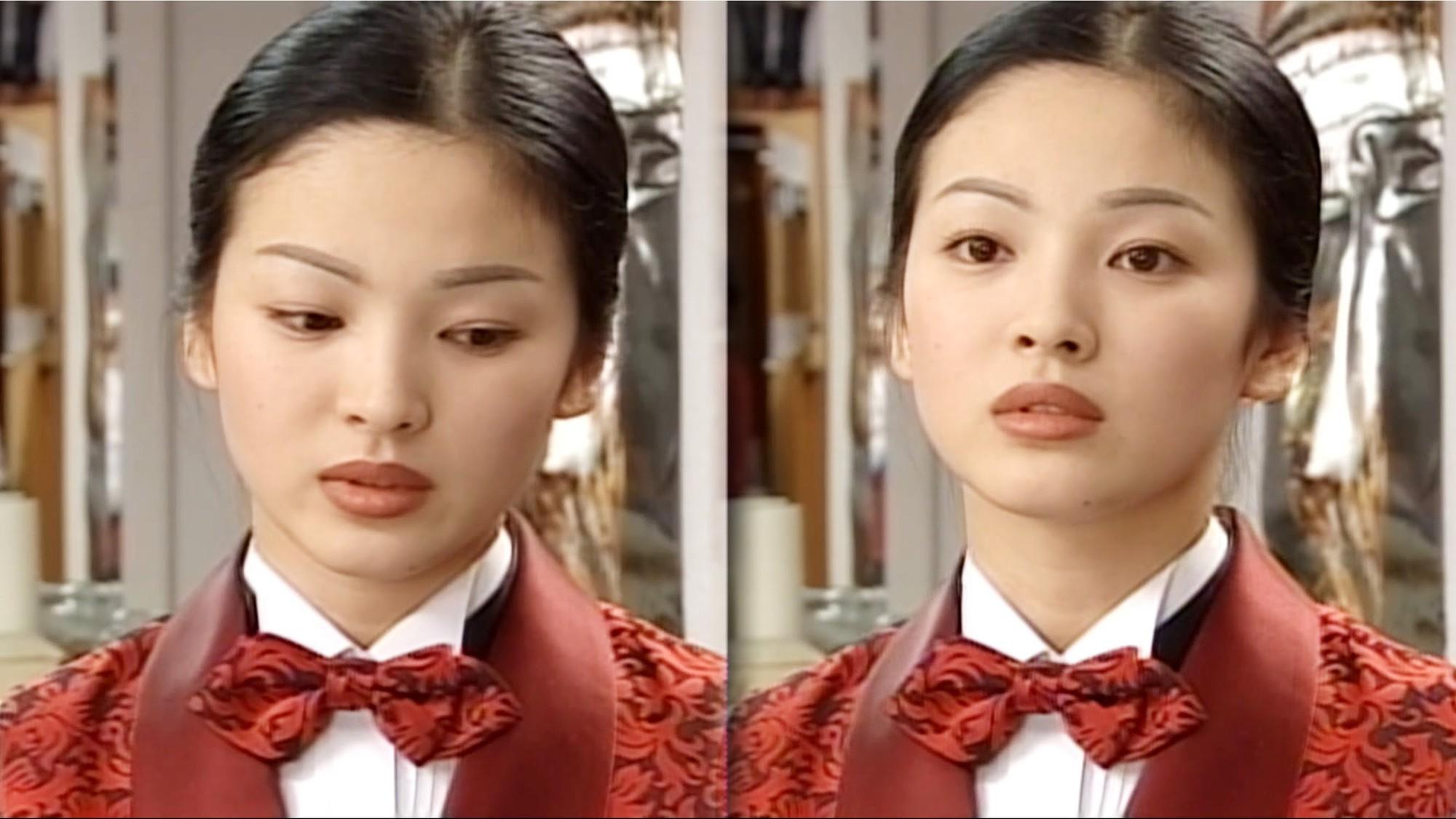 Nhìn vai diễn cách đây 14 năm của Song Hye Kyo và Han Ji Min, không ai nghĩ họ chỉ hơn nhau 1 tuổi - Ảnh 6.