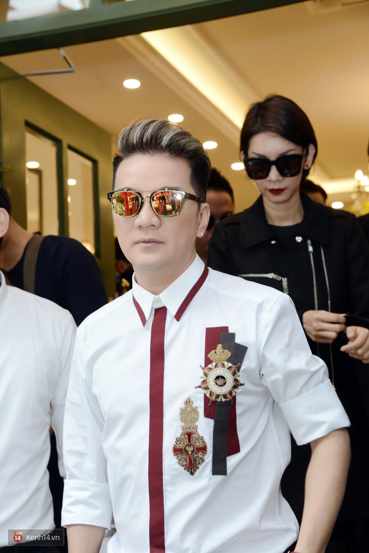 Sơn Tùng và Soobin Hoàng Sơn gây thích thú khi xuất hiện như anh em sinh đôi tại sự kiện - Ảnh 3.