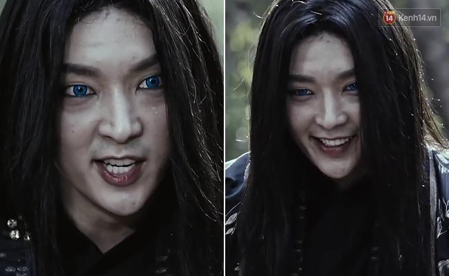 Bái lạy ai nghĩ ra tạo hình kinh hoàng cho loạt nhân vật phim Hàn này! - Ảnh 8.