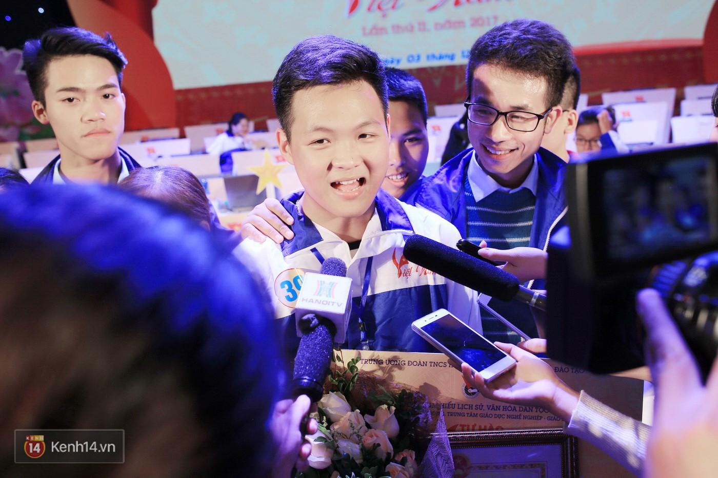 Cuộc thi Tự hào Việt Nam 2017 gọi tên quán quân Hà Việt Hoàng - Ảnh 9.