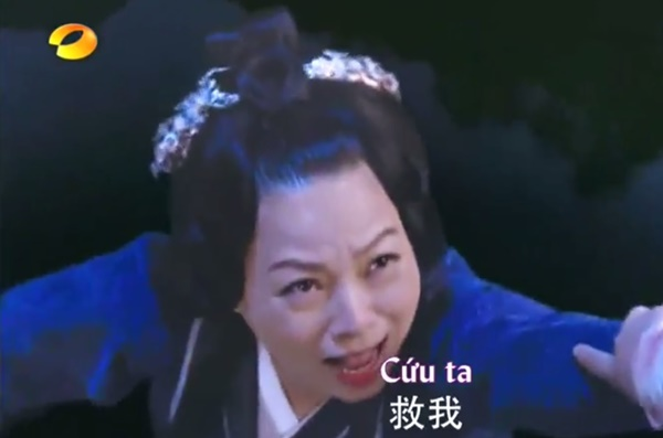 """""""Sở Kiều Truyện"""": Triệu Lệ Dĩnh hết hồn khi Lâm Canh Tân đòi """"thị tẩm - Ảnh 14."""