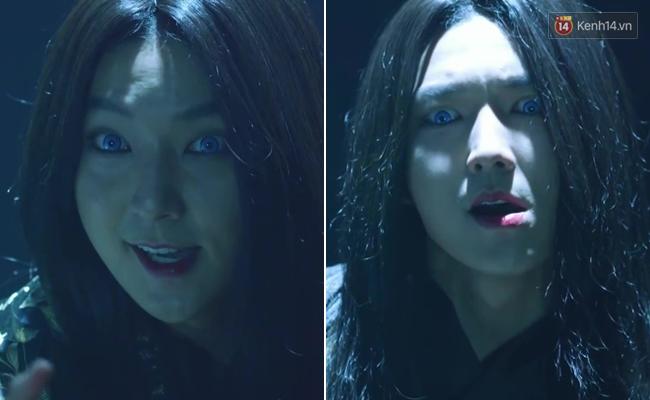 Bái lạy ai nghĩ ra tạo hình kinh hoàng cho loạt nhân vật phim Hàn này! - Ảnh 9.