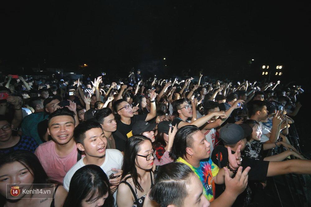 Kimmese và dàn DJ cuồng nhiệt cùng fan Hà Nội trong đêm nhạc EDM sôi động - Ảnh 6.