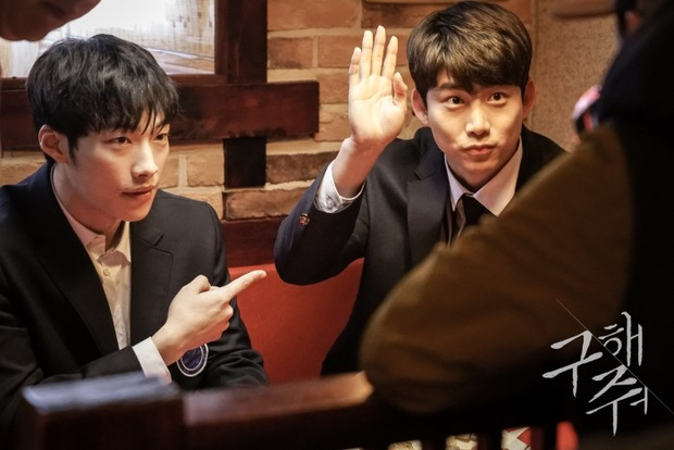 Điểm mặt 3 bộ phim nhiều trai xinh gái đẹp mới chiếu của xứ Hàn - Ảnh 10.