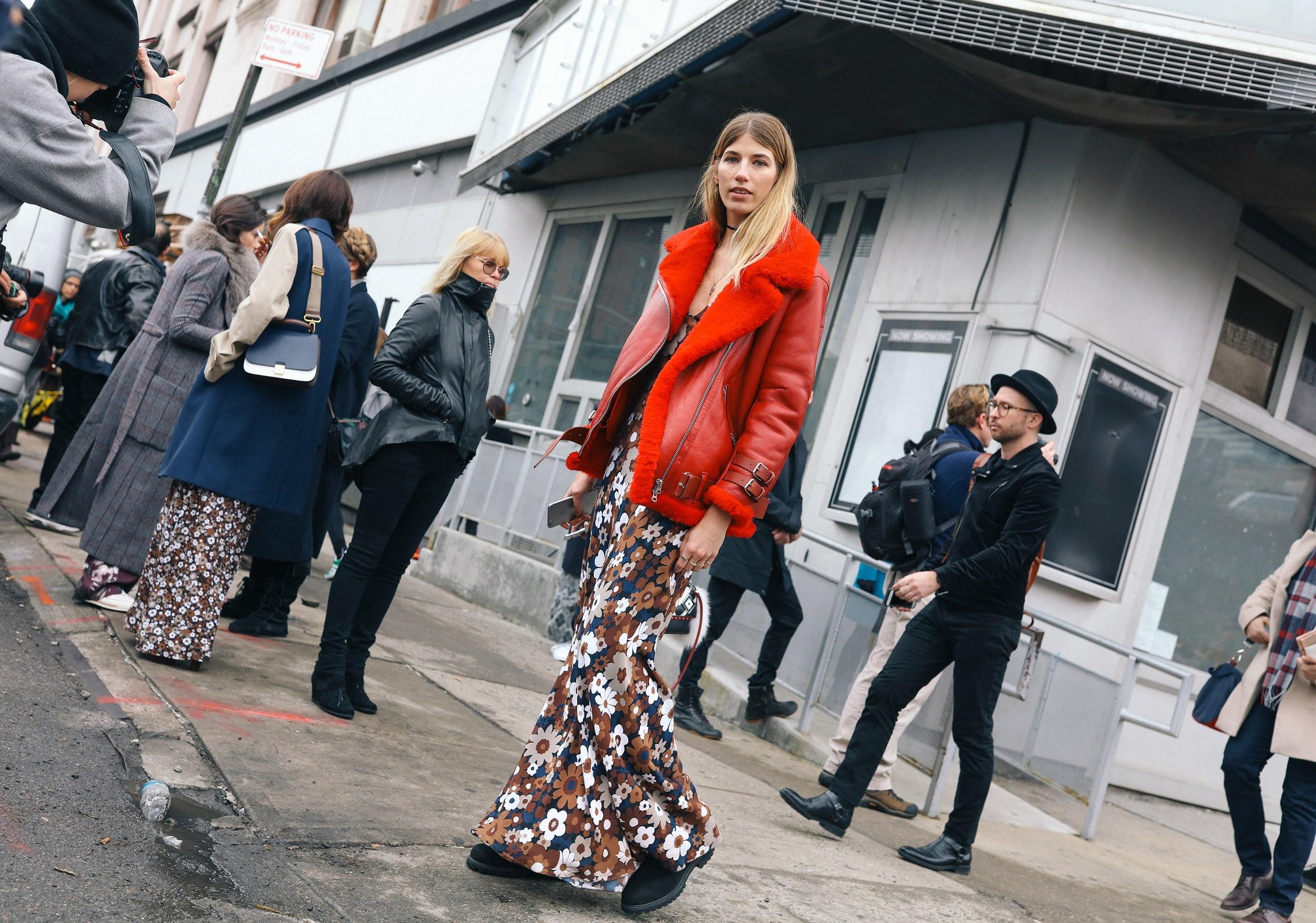 Chiêm ngưỡng đặc sản street style đẹp khó rời mắt tại Tuần lễ thời trang New York - Ảnh 15.