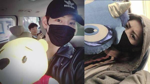 Chi Pu vướng nghi vấn hẹn hò bạn diễn Hàn Quốc trong MV Cho ta gần hơn - Ảnh 3.