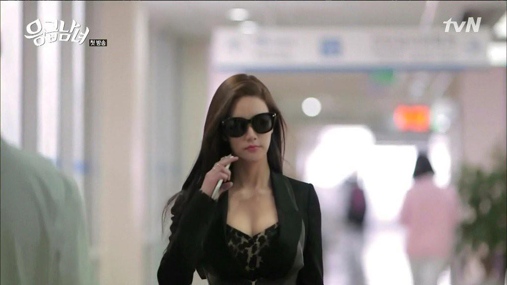 Top sao nữ ngực khủng nhất xứ Hàn: Cứ đóng phim là phải khoe vòng 1 bức tử? - Ảnh 7.
