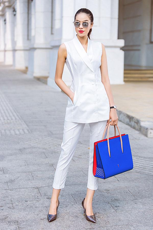 Lần này, Phạm Hương sẽ cùng Jolie Nguyễn, Hoàng Ku, Phí Phương Anh... công phá Seoul Fashion Week - Ảnh 1.