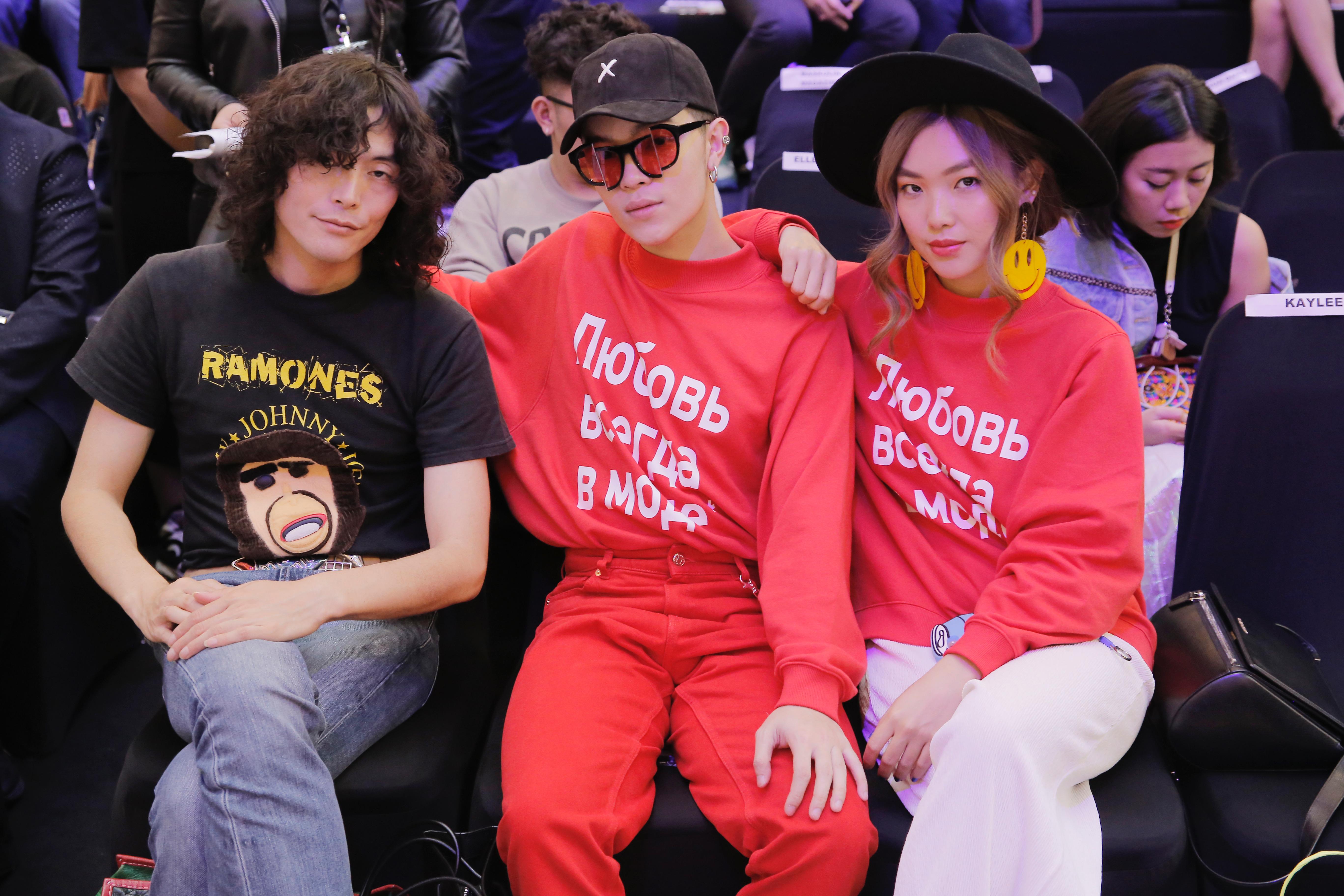 Lần đầu đến Malaysia dự fashion week, Kelbin Lei không ngờ giới trẻ ở đây biết rõ về mình - Ảnh 1.