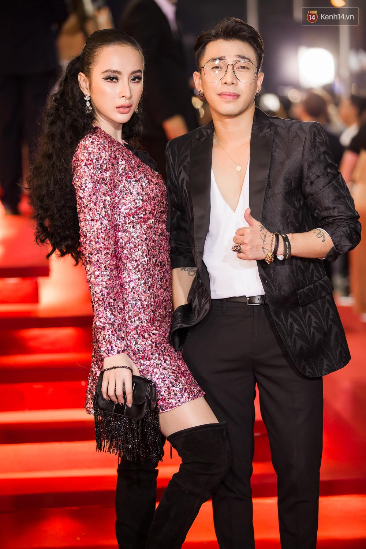 Angela Phương Trinh & Chi Pu quá đỗi sành điệu, công phá thảm đỏ sự kiện ra mắt H&M Việt Nam - Ảnh 1.