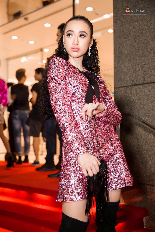 Angela Phương Trinh & Chi Pu quá đỗi sành điệu, công phá thảm đỏ sự kiện ra mắt H&M Việt Nam - Ảnh 3.