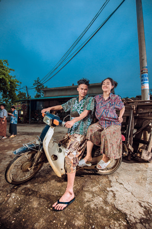 Chụp kỉ yếu theo phong cách xóm chợ mà đẹp như ảnh tạp chí vậy đây! - Ảnh 3.