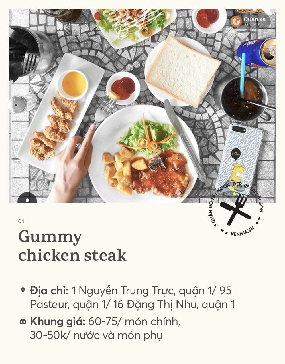 Sài Gòn: Ngày cuối kỳ nghỉ lễ, tụ tập đi ăn steak ngon - rẻ ở 3 quán xinh xắn này nhé - Ảnh 1.