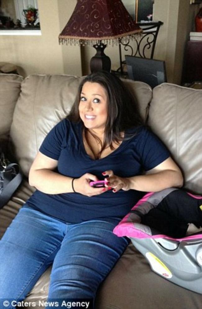 Quá sốc vì bị chồng và nhân tình gọi là con lợn béo ú, bà mẹ trẻ giảm cân ngoạn mục - Ảnh 4.