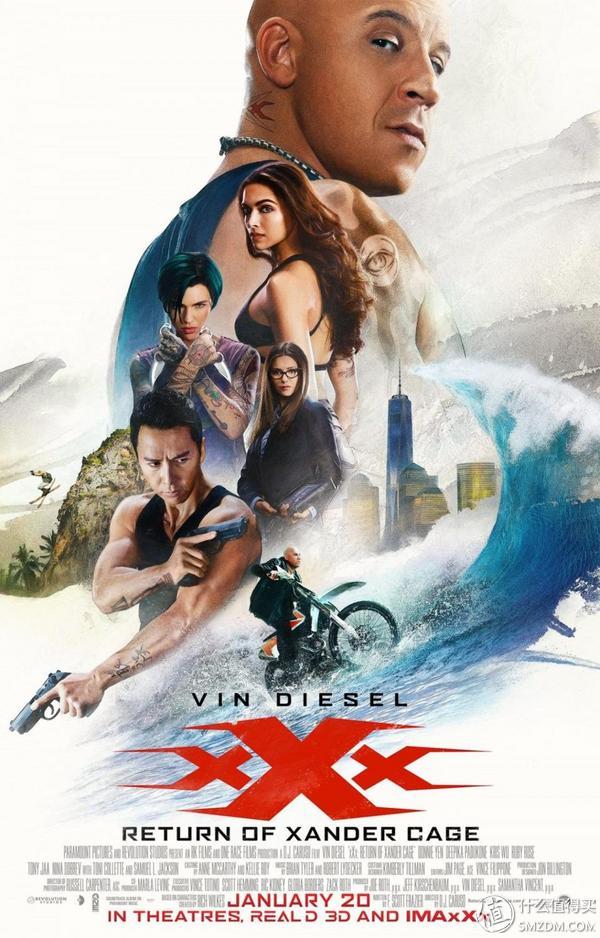 Những chi tiết thú vị đắt giá không-phải-ai-cũng-biết về xXx: Return of Xander Cage - Ảnh 1.