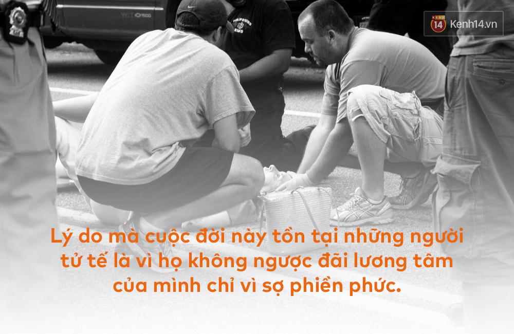 Chuyện làm phúc phải tội: Chọn vô tâm, ta sẽ không gặp nạn, nhưng lòng ta sẽ không bao giờ bình yên... - Ảnh 2.