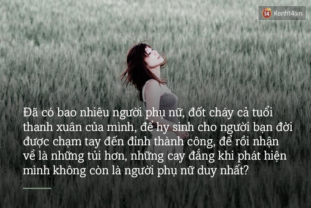 Từ cái kết chuyện tình 11 năm của Lâm Vinh Hải: Khi bình yên,