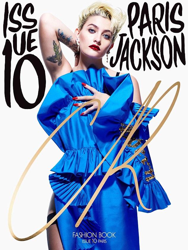 Con gái Michael Jackson ký hợp đồng người mẫu, chính thức cạnh tranh với Gigi, Bella Hadid - Ảnh 1.