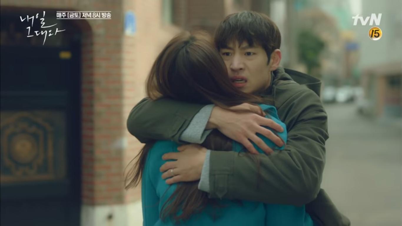 """""""Tomorrow With You"""": Thót tim vì Shin Min Ah tự """"chui đầu vào rọ"""" - Ảnh 15."""