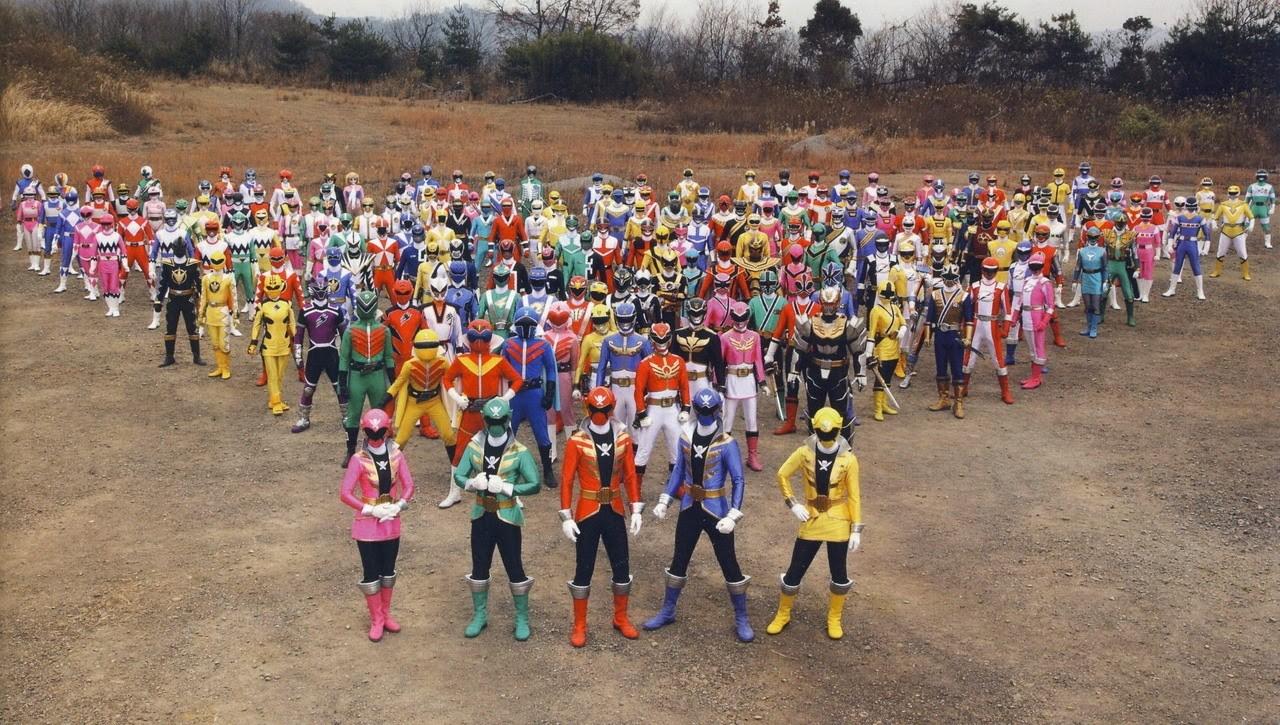 Liệu bạn có nhớ 8 đội siêu nhân Nhật Bản đình đám này? - Ảnh