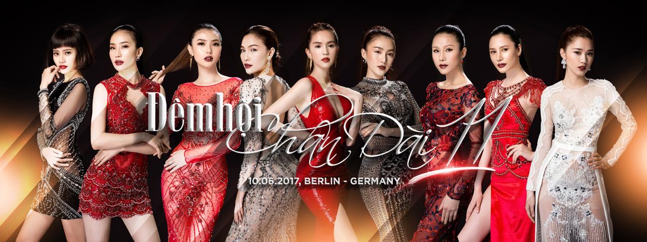Đêm Hội Chân Dài 11 sẽ được tổ chức tại Berlin - Ảnh 1.