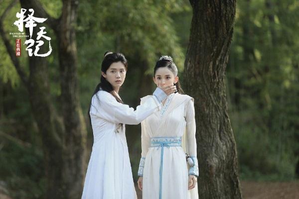 """Trạch Thiên Ký: """"Mi nhon"""" như Luhan mà bế được Na Trát cũng tài thật! - Ảnh 1."""