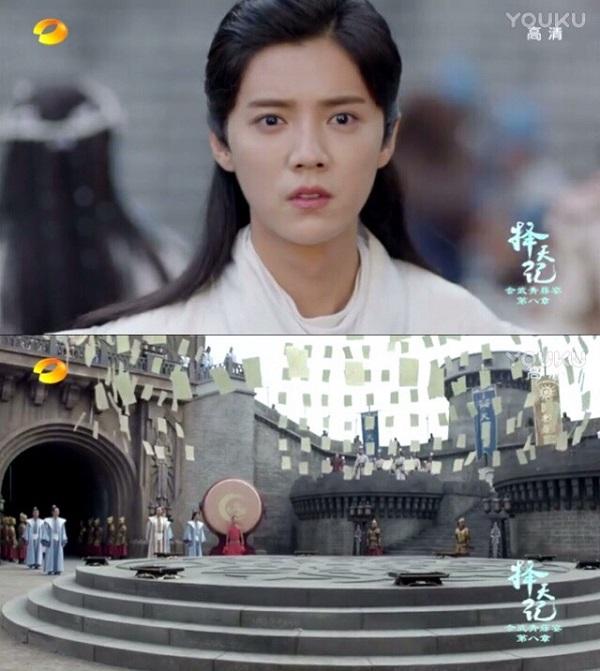 """""""Trạch Thiên Ký"""": Luhan một mình đối đầu với các tinh anh võ thuật trong thiên hạ - Ảnh 1."""
