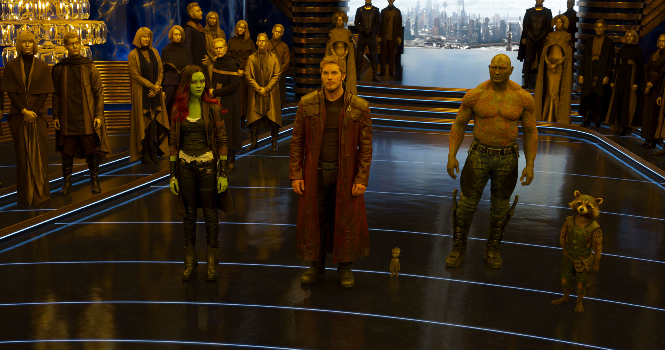 Guardians of the Galaxy Vol. 2 - Bộ phim hài hước nhất Vũ trụ điện ảnh Marvel - Ảnh 1.