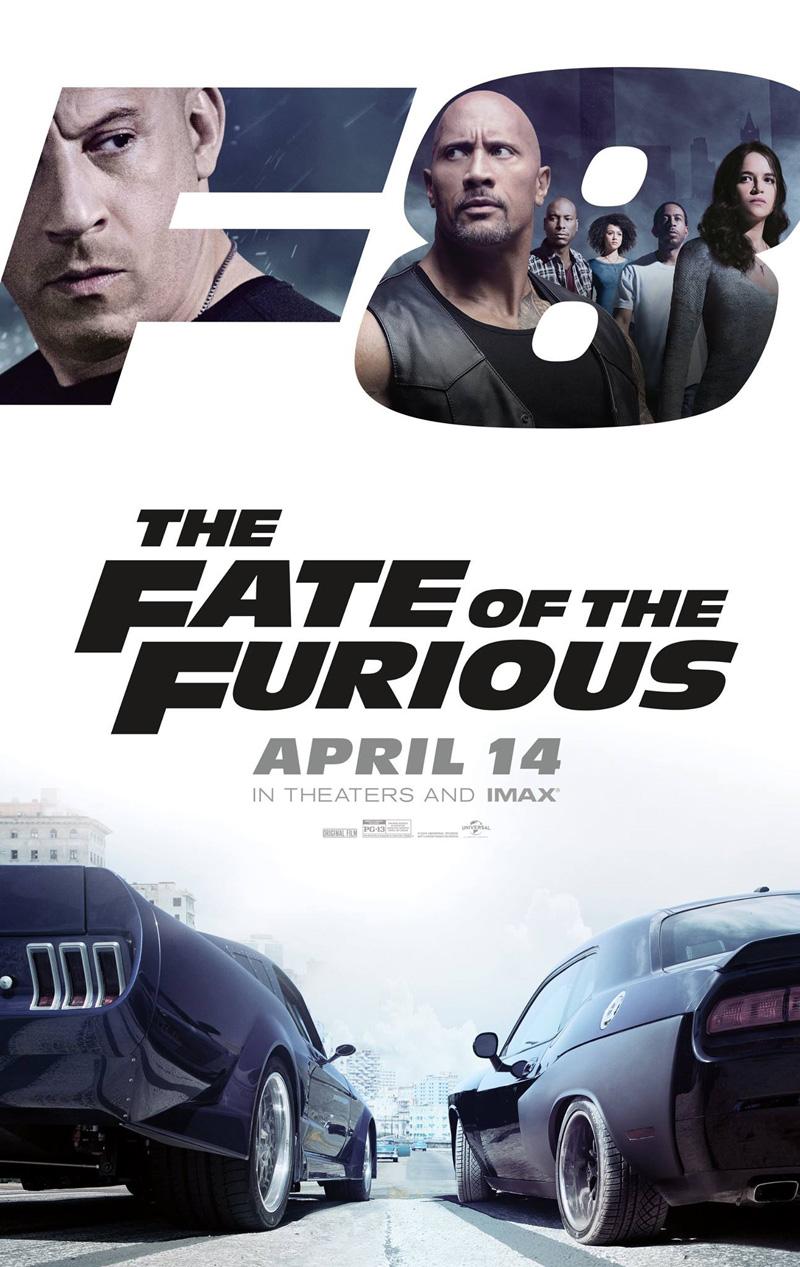 Không bất ngờ, Fast & Furious 8 vượt mốc 1 tỷ USD! - Ảnh 2.