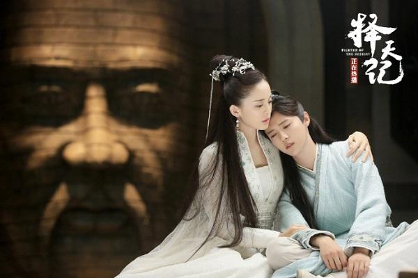 """""""Trạch Thiên Ký"""": Luhan e thẹn tỏ tình với thánh nữ Cổ Lực Na Trát - Ảnh 1."""