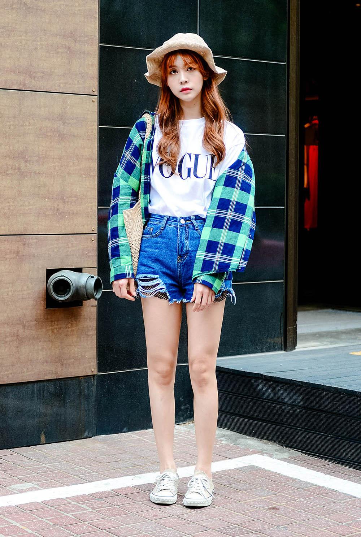 Ngắm các bạn trẻ Hàn mix đồ cool như thế này vừa thấy ghen tị vừa muốn phấn đấu mặc đẹp hơn nữa - Ảnh 3.