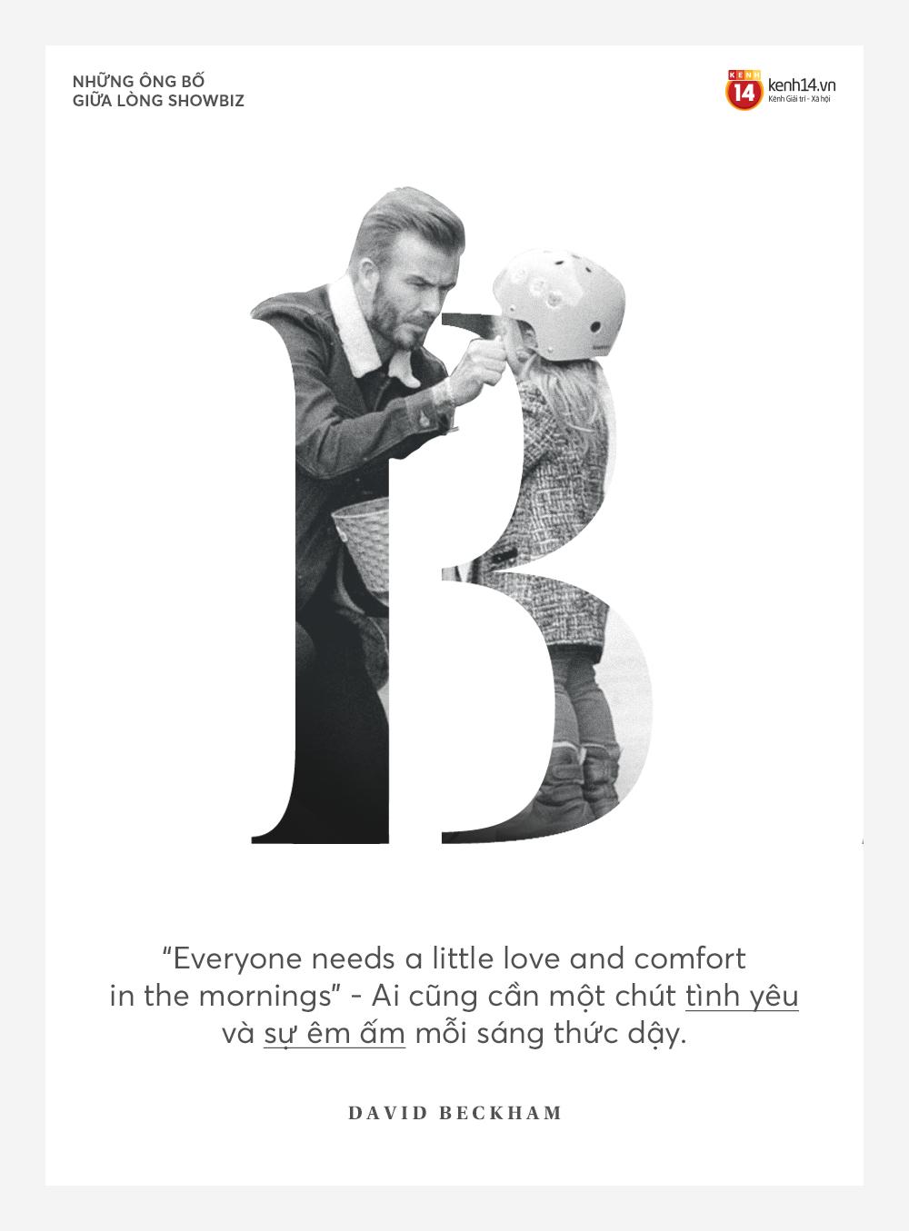 Các ông bố giữa lòng showbiz: Thước đo hạnh phúc là cách ta thể hiện với những người gần gũi nhất - Ảnh 1.