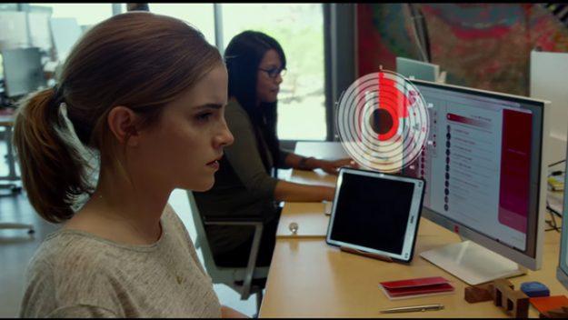 Thói sống ảo được vạch mặt như thế nào trong phim The Circle - Ảnh 1.