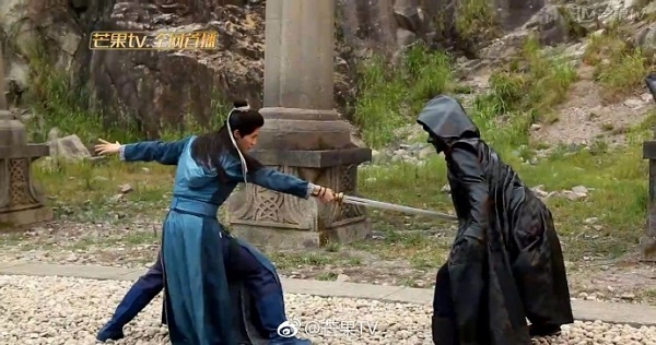 """""""Trạch Thiên Ký"""": Hậu cung của Luhan nạp thêm một phi tần mới toanh! - Ảnh 1."""