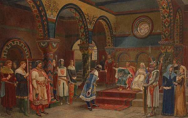 Tròn mắt với 6 điều cấm lố bịch đến nực cười thời Trung Cổ - Ảnh 1.