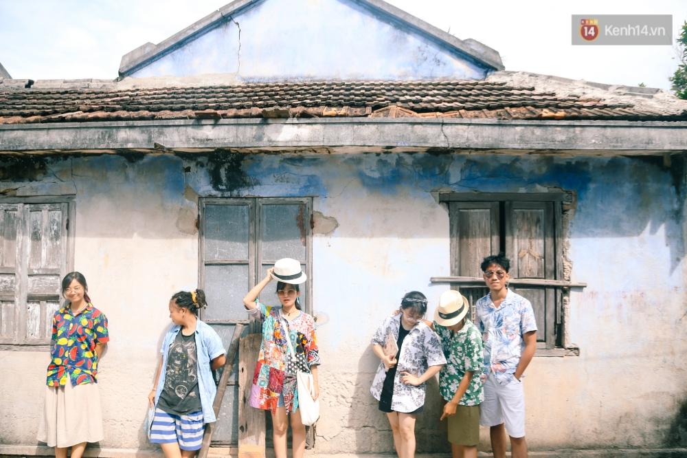 Lý Sơn đâu chỉ có biển đẹp, Lý Sơn giờ có cả một làng bích họa mới toanh cho bạn tha hồ chụp ảnh - Ảnh 1.