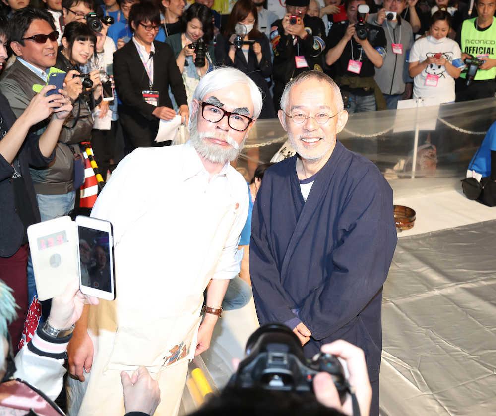 """Ai là người đứng sau thành công của """"cha đẻ Ghibli"""" Hayao Miyazaki? - Ảnh 1."""